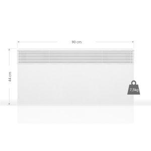 Elektromos fűtőpanel 2500W Noirot