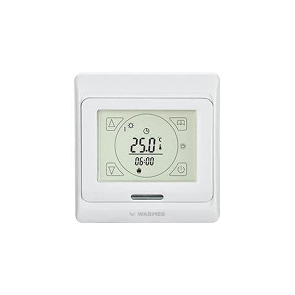 Warmer E91 M9 érintőképernyős termosztát