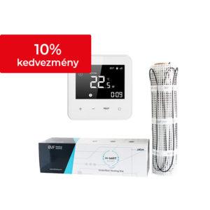 BVF H-MAT fűtőszőnyeg + BVF Heato9 termosztát