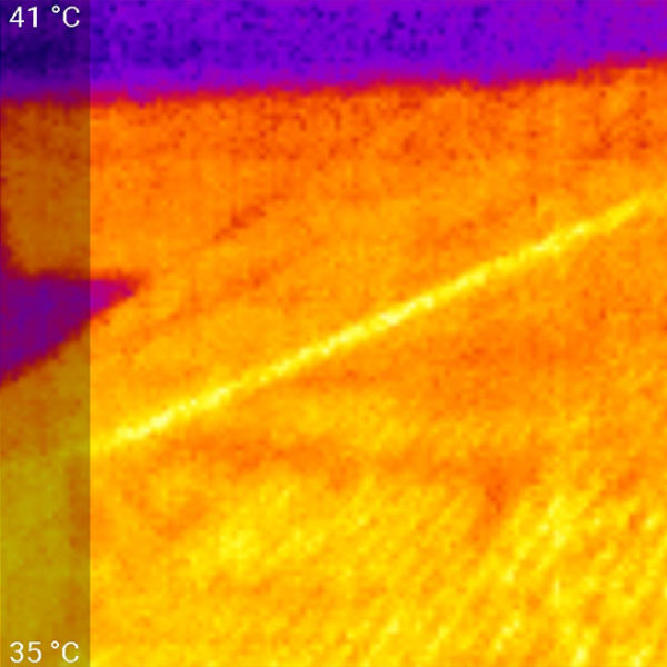 BVF L-PRO fűtőszőnyeg 100 watt/m²