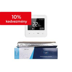 BVF L-PRO fűtőszőnyeg + BVF Heato 9 termosztát