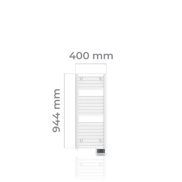 Noirot Oleron 300W törölközőszárító radiátor