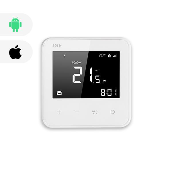 BVF 801 wifi termosztát