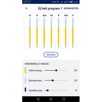 Adax app